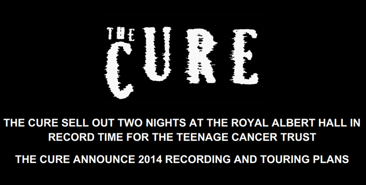 The Cure - nouvel album et nouvelle tournée