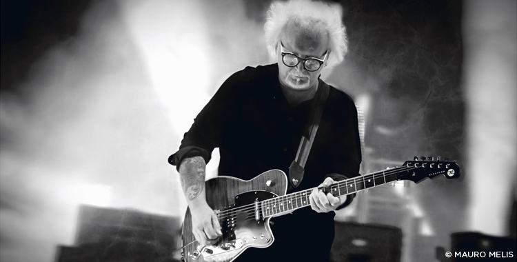 Reeves Gabrels - photo © Mauro Melis
