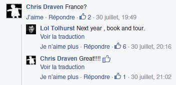 Lol Tolhurst - commentaire