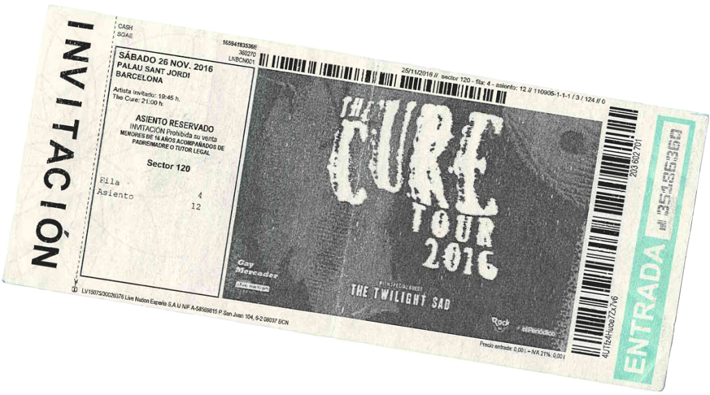 the-cure-invitation-billet-barcelone-tour-2016