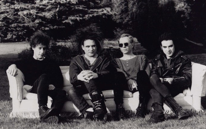 The Cure 1993